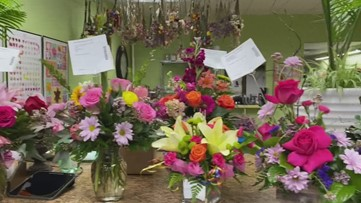 As Mother's Day approaches, florists around Maine are still hopeful despite the effect COVID-19 has had on business