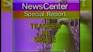 NewsCenter Special Report: 'Teacher in Space,' 1986 Challenger disaster coverage