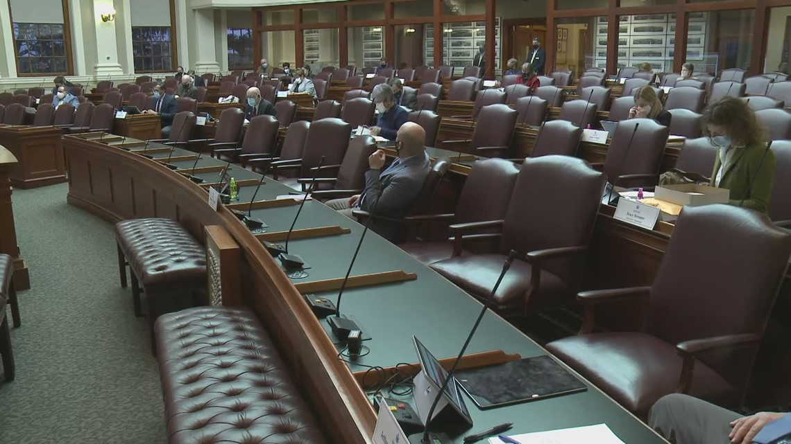 Maine Legislature works on new two year state budget
