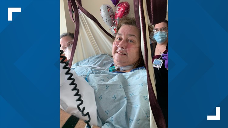 'I'm fortunate that I am still alive': After 53 days in the hospital with COVID-19, Georgetown woman is finally home