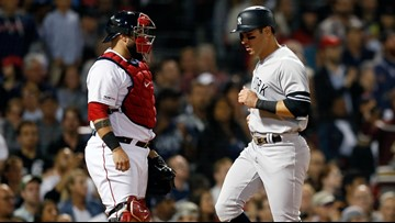 Fenway reacts with resounding 'meh' as Yankees break team HR record