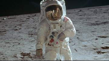 NEWS CENTER Maine remembers the moon landing and the race to space