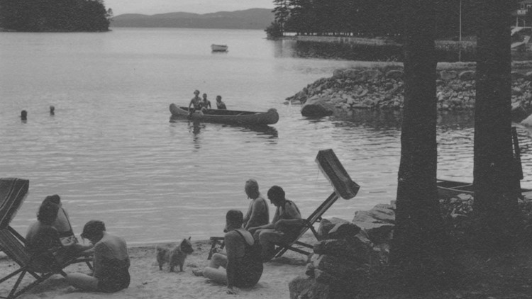 Old Migis Lodge photo.