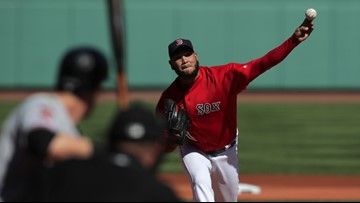 Yaz Jr. strikeout helps Red Sox escape 9th-inning, bases-loaded jam