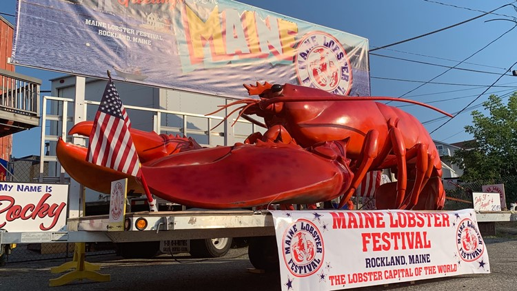 Lobster Festival canceled for the second straight year