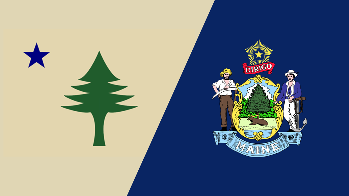 Which State Flag Do You Prefer Maine Lawmakers Consider