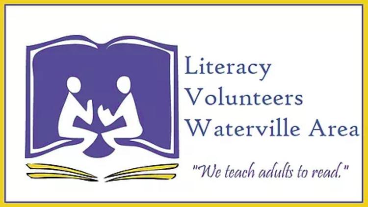Literacy Voluntees Waterville Area logo