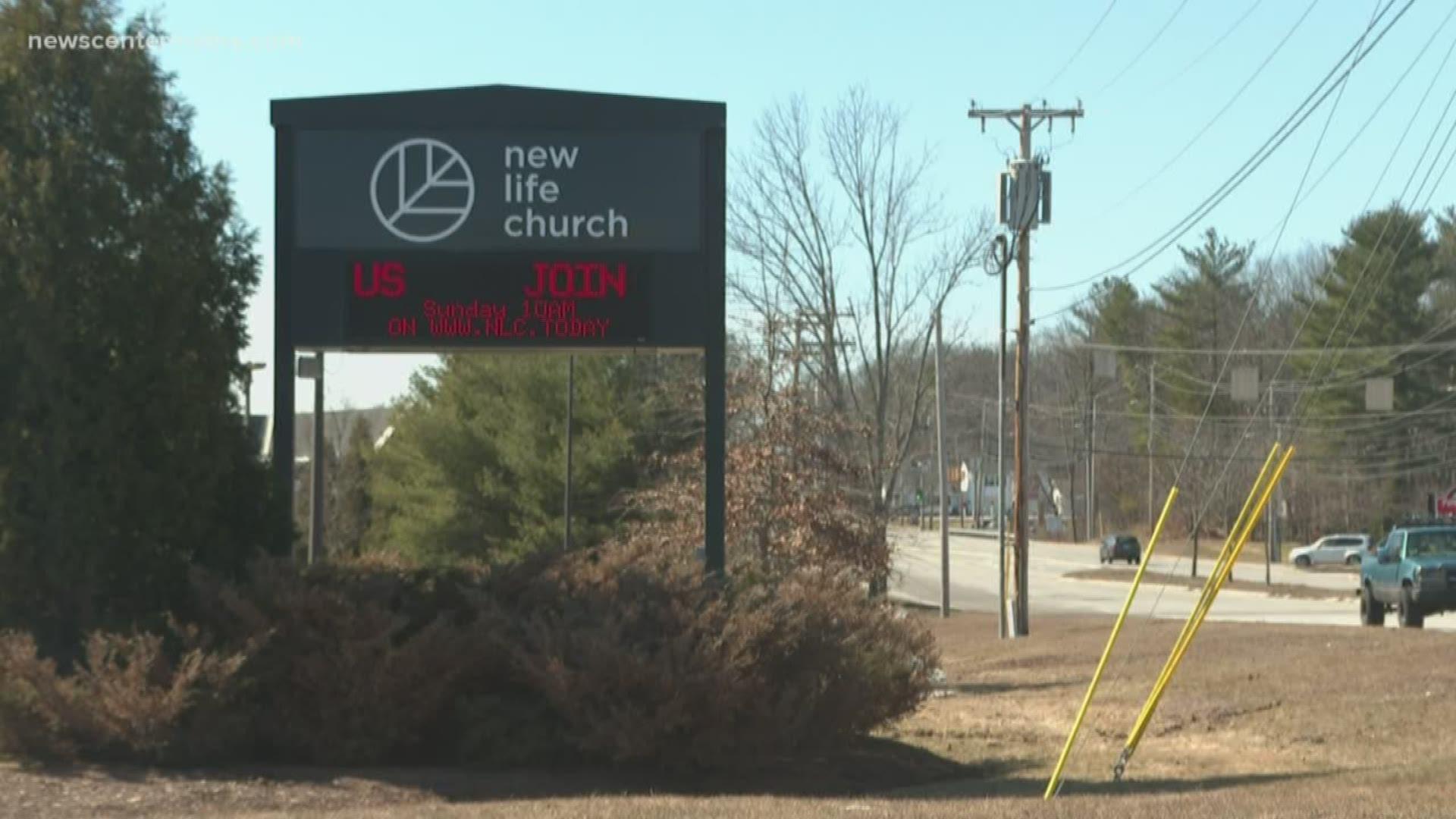 Maine Church Serves Community During Coronavirus Covid 19 Scare Newscentermaine Com
