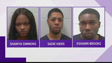 Three arrested for using counterfeit money