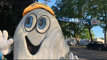 Get shuckin'! 54th annual Yarmouth Clam Festival kicks off Friday