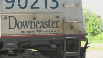Amtrak Downeaster train sold out