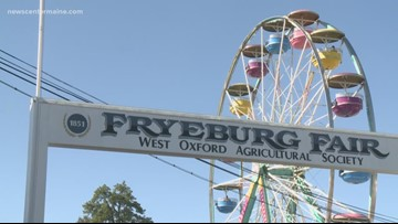 2020 Fryeburg Fair canceled due to coronavirus, COVID-19