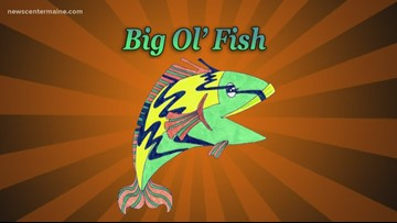 Big Ol' Fish 052619