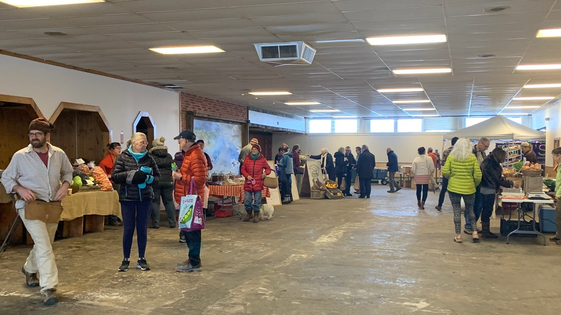 Maine farmers' markets get federal help to boost attendance