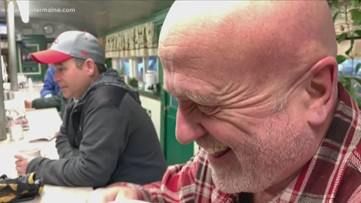 Deluxe Diner is one of Maine's oldest diners and possibly the sassiest