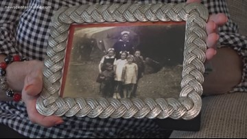 Children of WWII veteran reunite with family of child he saved