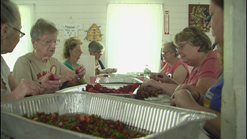 Maine strawberry festival to go on after shortage of local berries