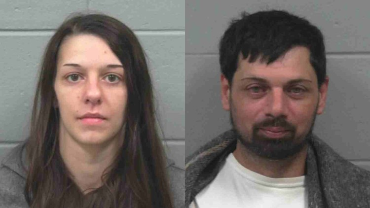 Police: Couple fled traffic stop, 1 tried to hitchhike; 2nd arrest in 24 hours