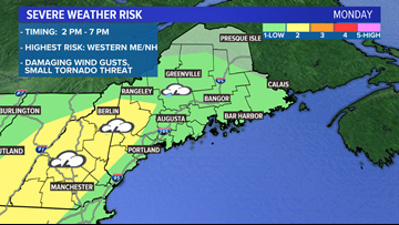First severe weather threat of the year | Breton Blog