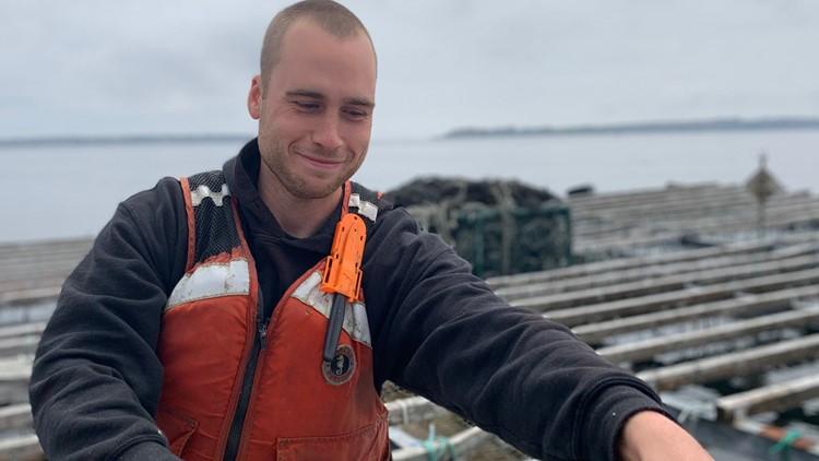 Aquaculture Bang Island Mussels