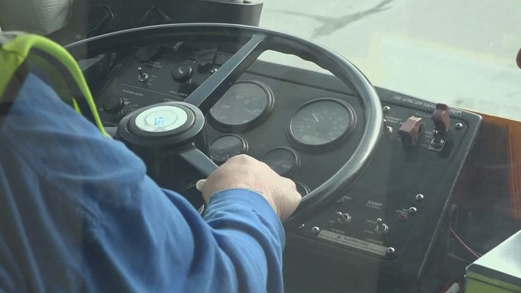Bus driver shortage in Maine