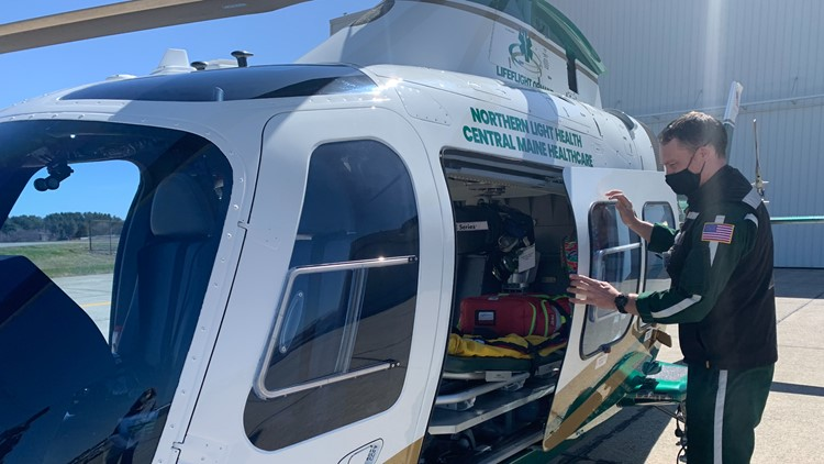 LifeFlight of Maine adds new helicopters to fleet