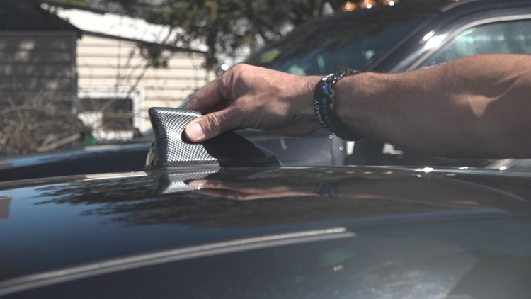 Former Maine police officer creates non-lethal self-defense device for drivers