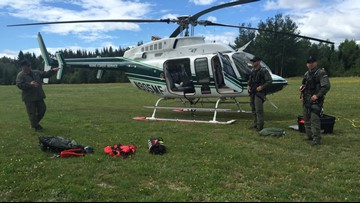 61-year-old from Utah rescued after fall on Katahdin trail