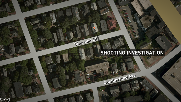 Sherman St Shooting
