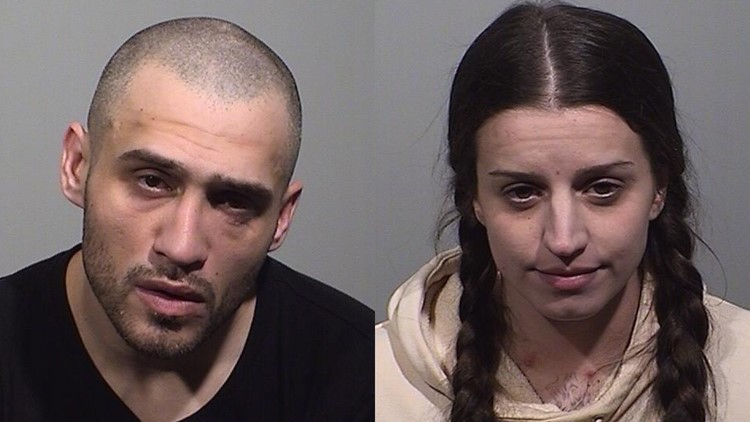 2 charged with drug trafficking near Westbrook school