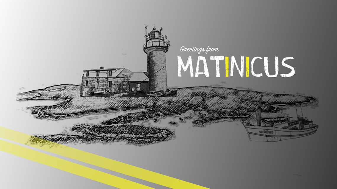 Maine by the Mile: E1 'Matinicus'