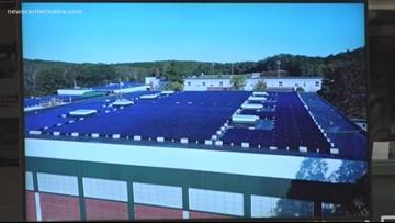 MDI High School powers on solar project