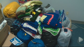 Bangor nonprofit collecting sleeping bags to help those in need to stay warm