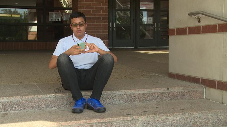 Texas teens develop app to help Alzheimer's patients