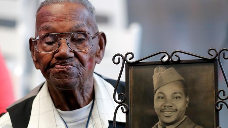 Oldest living World War II veteran turns 112.