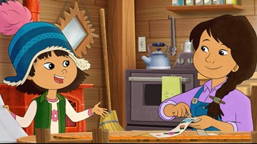 First US children's series with Alaska Native lead kicks off