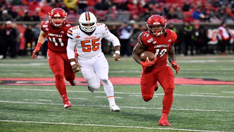 Syracuse Louisville Football