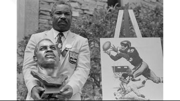 Cleveland Browns legend, Pro Football Hall of Famer Bobby Mitchell dies at 84