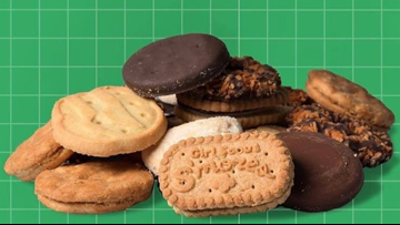Ohio police cautions about 'highly addictive substance': Girl Scout cookies
