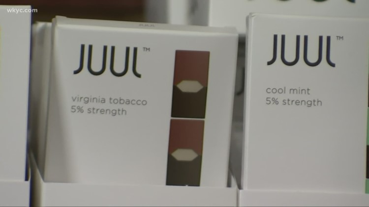 Clearing the Air: Is Juul to blame for the nation's vaping epidemic?