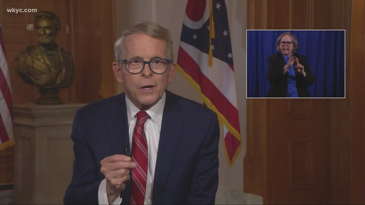 Million Dollar Decision: Gov. Mike DeWine announces removal of Ohio's COVID-19 health orders on June 2, plus lucrative vaccine incentives