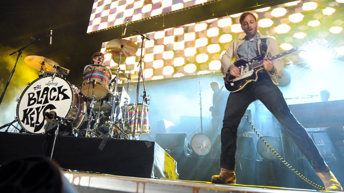 The Black Keys coming to Bangor in August