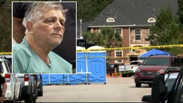 129 guns found in home of suspect accused of shooting 7 South Carolina officers
