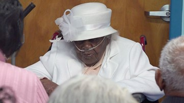 South Carolina woman turns 107 years old