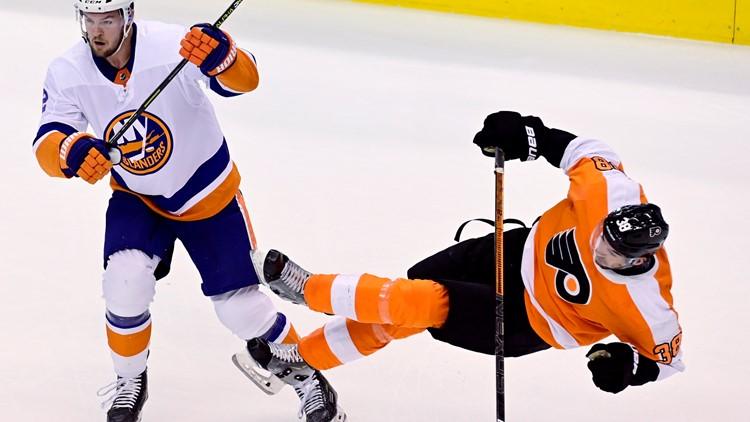 NHL postpones Thursday night's games amid racial injustice protests, reports say