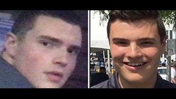 'Armed and dangerous': Multi-state manhunt underway for college student linked to two deaths