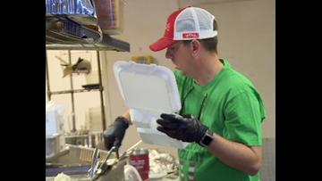 Restaurant employees can apply for free $500 grant during COVID-19 crisis