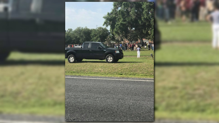 1 injured, suspect in custody in Florida school shooting