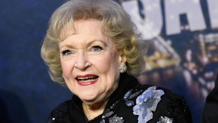 Betty White is still 'golden' during coronavirus pandemic