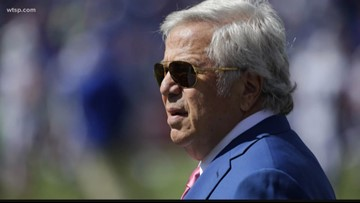 Report: Patriots owner Robert Kraft will not take plea deal in prostitution case